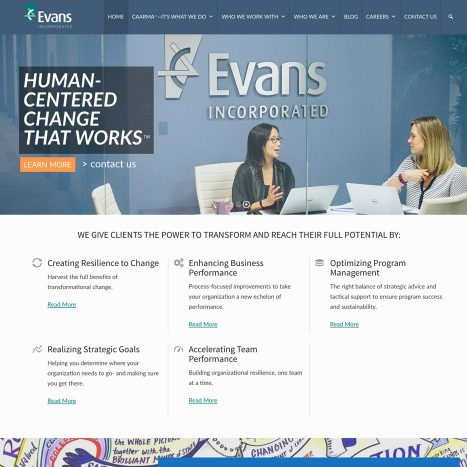 Evans Incorporated