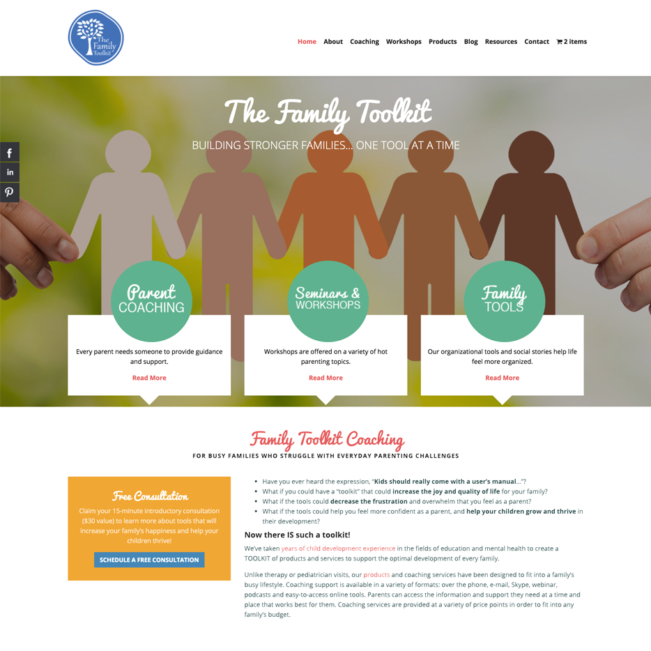 Family Toolkit Coaching
